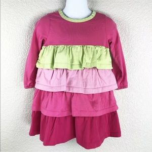 Hanna Andersson Dress Size 90 (US 3)